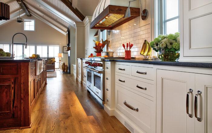 Steeplechase kitchen